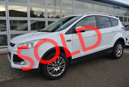 Picture of 2013 Ford Kuga Titanium TDCi