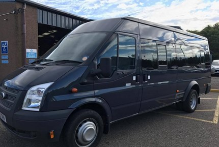Picture of 2012 Ford Transit Mini Bus
