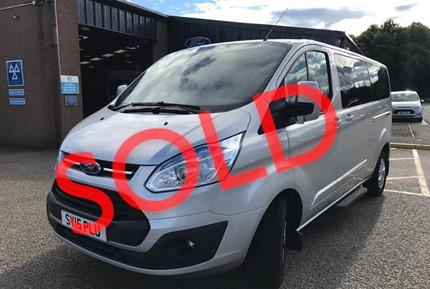 Picture of 2015 Ford Tourneo Custom